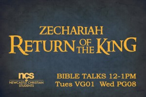 Zechariah return of the king