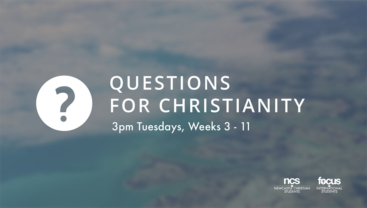 Training Course - Questions for Christianity